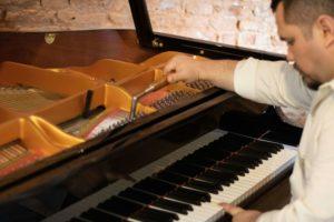Pianíssimo Pianos - Afinação de Pianos