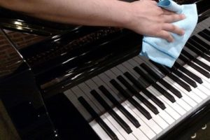 Dicas de Limpeza para Piano