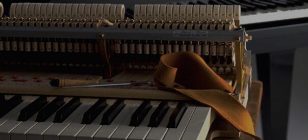 Revisão Mecânica de Pianos