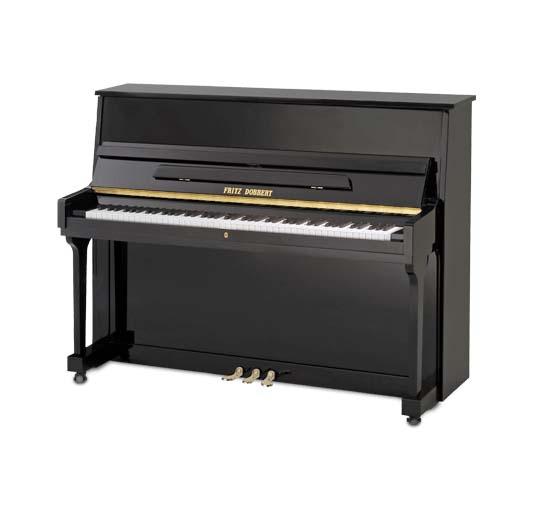 Piano Vertical Fritz Dobbert FD-115