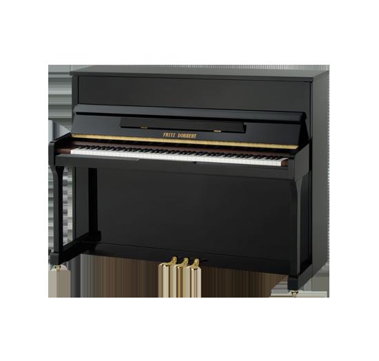 Piano Vertical Fritz Dobbert FD-116
