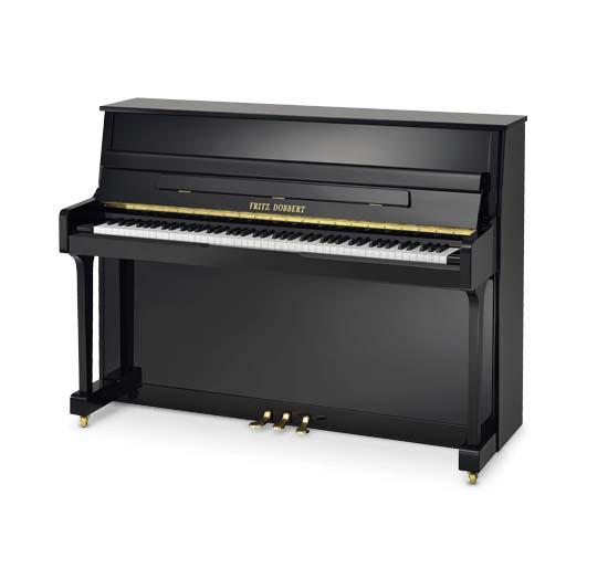 Piano Vertical Fritz Dobbert FD-110