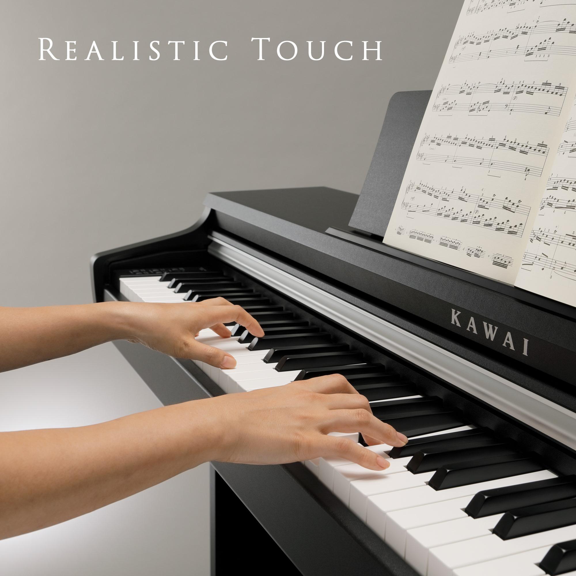 Piano Digital Kawai KDP-70 - Realidade