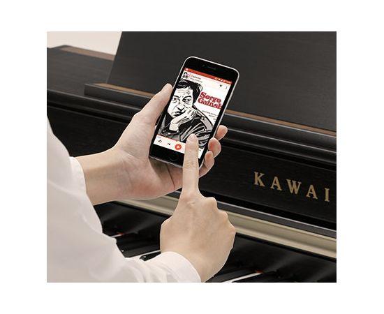 Ligação com o Celular - Piano Digital Kawai CA-98