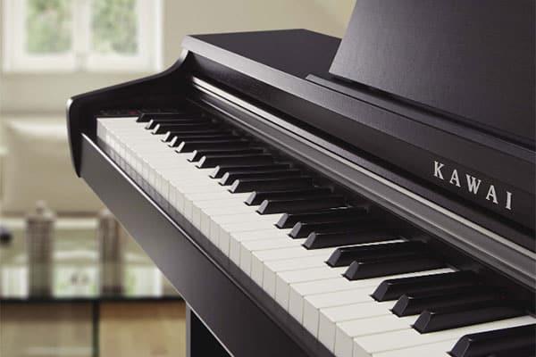 Piano Digital Kawai KDP-110 - Detail