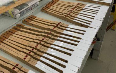 Oficina de Restauração e Reforma de Pianos