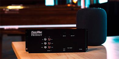 Piano Disc - Prodigy